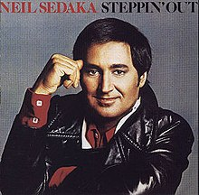 Neil Sedaka Steppin' Out.jpg