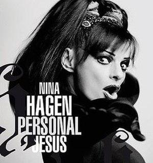 Personal Jesus (album) - Image: Nina Hagen Personal Jesus