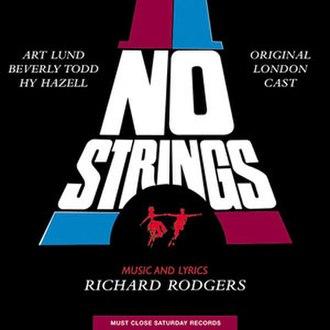 No Strings - Original London Cast Recording