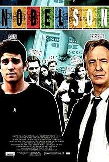 <i>Nobel Son</i> 2007 American film directed by Randall Miller