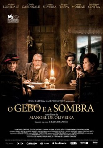 Gebo and the Shadow - Image: O Gebo e a Sombra POSTER