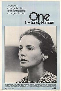 <i>One Is a Lonely Number</i> 1972 film by Mel Stuart