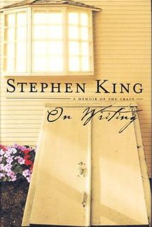 Image result for on writing, stephen king