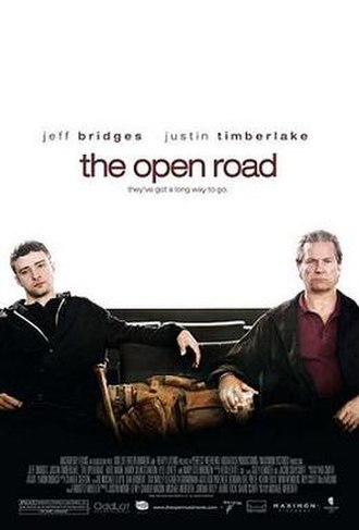 The Open Road - Promotional film poster