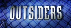 Outsiders (Australian TV program) - Image: Outsiders logo (Australia)