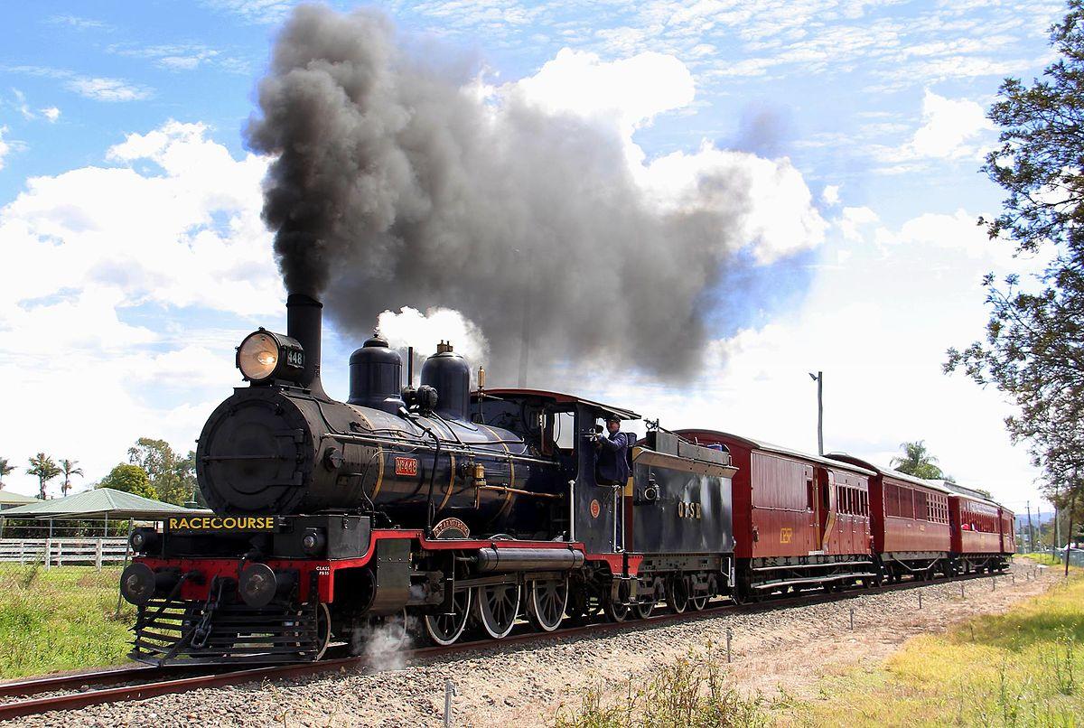 Old Fashioned Trains Uk