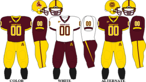 2008 Arizona State Sun Devils football team - Image: Pac 10 Uniform ASU 2008