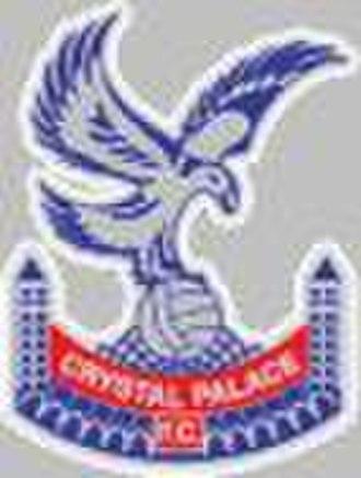 History of Crystal Palace F.C. - Allison's rebranded Palace crest