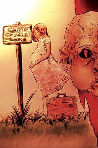 Pamela Voorhees - Image: Pamela's Tale Cover