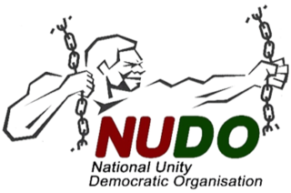 National Unity Democratic Organisation Political party in Namibia