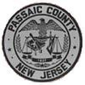 Passaic County, New Jersey - Image: Passaic Seal
