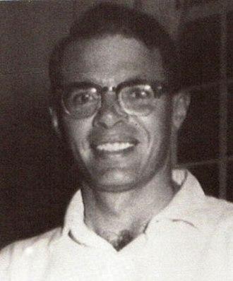 Peter van der Merwe (cricketer) - Peter van der Merwe after the Fifth Test in 1966–67