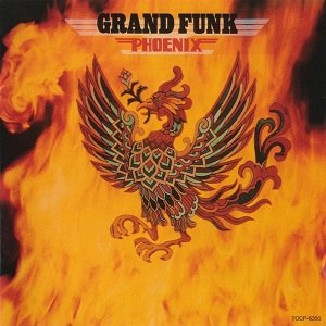 Phoenix (Grand Funk Railroad album) - Image: Phoenix cover