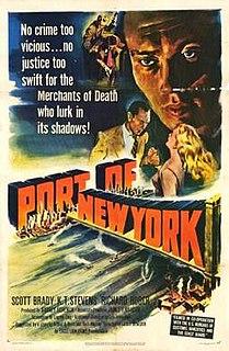 <i>Port of New York</i> (film) 1949 film by László Benedek