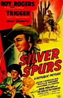 Poster of the movie Silver Spurs.jpg