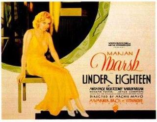 <i>Under Eighteen</i> 1931 film