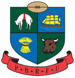 Poverty Bay Rugby Football Union - Image: Poverty Bay Rugby Logo