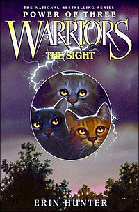 The cover of The Sight.