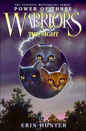 The Sight (Hunter novel) - Image: Powerof Threebook 1