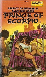 <i>Prince of Scorpio</i>