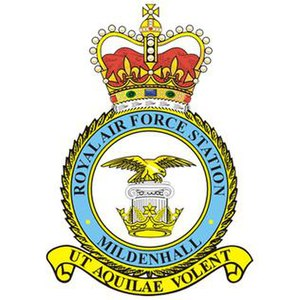 RAF Mildenhall - Image: RAF Mildenhall Logo