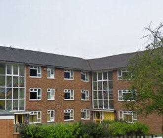 Hereford College of Education - Image: RNC Campbell Hall