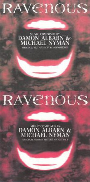 Ravenous (soundtrack) - Image: Ravenoussoundtrack