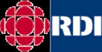 Ici RDI - Image: Rdi tv