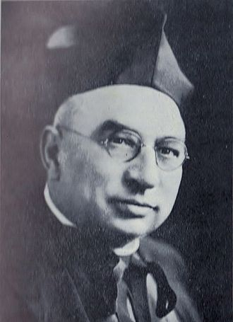 St. Mary of the Angels (Chicago) - Rev. Francis Gordon C.R. (1860-1931) - Founder of St. Mary of the Angels Parish