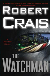 Robert Crais - The Watchman.png