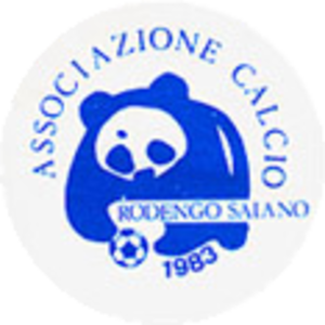 A.C. Rodengo Saiano - Old club crest, used until 2009