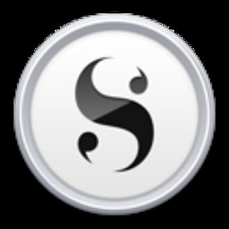 Scrivener (software) - Image: Scrivener 3 icon