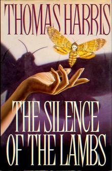 Image result for silence of the lambs original book cover