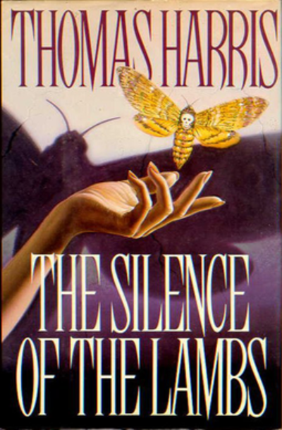 Picture of a book: The Silence Of The Lambs