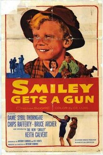Smiley Gets a Gun - Image: Smiley Gets a Gun Film Poster