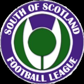 South of Scotland Football League - Image: So Sleaguetrans