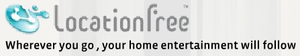 LocationFree Player - Sony LocationFree logo
