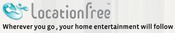 Sony LocationFree logo