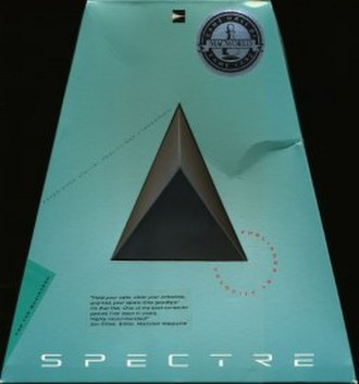 Spectre (video game) - Image: Spectre (video game)