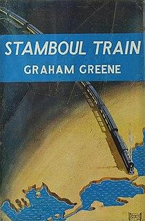 <i>Stamboul Train</i> novel by Graham Greene
