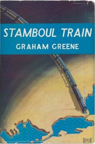 Stamboul Train - First edition