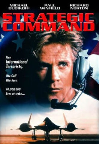 Strategic Command (film) - Image: Strategic Command film poster