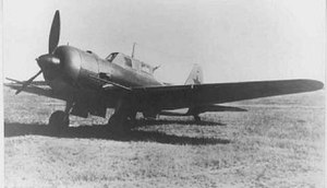 Sukhoi Su-6 - Su-6 second prototype, single-seater with M-71 engine