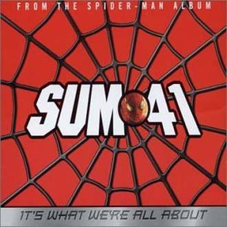 What We're All About - Image: Sum 41whatwere