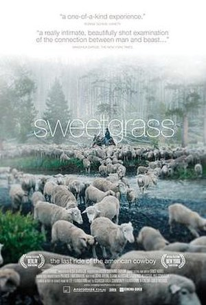 Sweetgrass (film) - Official poster