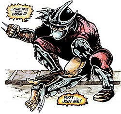 Shredder (Teenage Mutant Ninja Turtles) - Wikipedia
