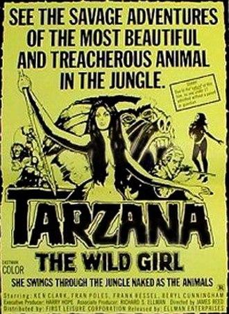 Tarzana, the Wild Girl - Image: Tarzana, the Wild Girl