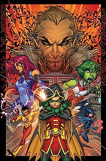 Teen Titans Group of fictional characters