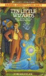 <i>Ten Little Wizards</i> novel by Michael Kurland