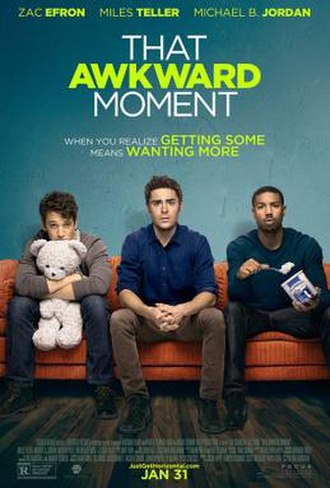 That Awkward Moment - Theatrical release poster